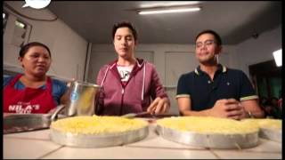 Laguna food trip with Alden Richards | Pop Talk