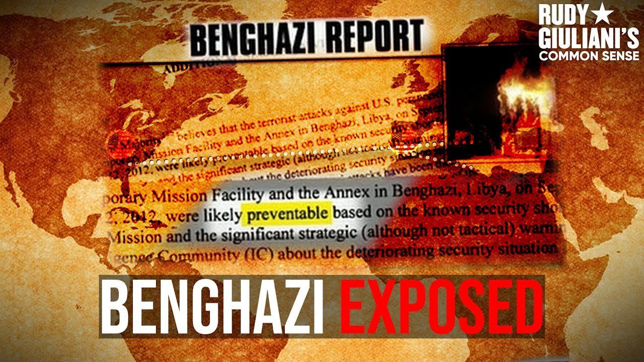 BENGHAZI EXPOSED, Interview with Mark Geist | Ep. 40