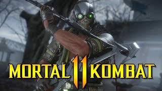 MK11: HOOKED UP KABAL (Towers and Online)