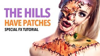 The hills have patches special fx tutorial