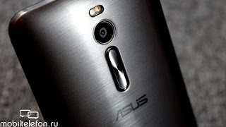 видео Обзор ASUS Zenfone 2