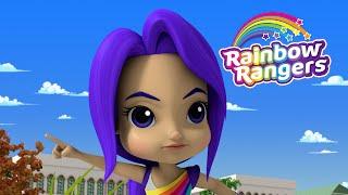 Getting to Work | Rainbow Rangers Episode Clip