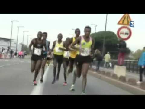 Marathon 2015 de Toulouse en vidéo et en condensé