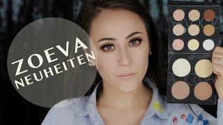 First Impression | ZOEVA CONCEALER & CONTOUR Spectrum Paletten | NEUHEITEN | Hatice Schmidt