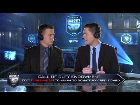 2014 Call Of Duty Championship Finals