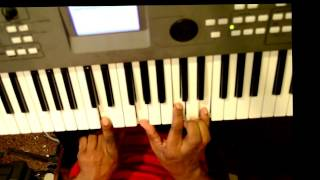 """We Got Love"" Keyboard tutorial"