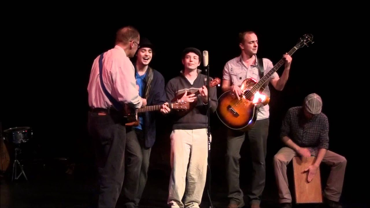 The Chimney Swifts at Grand Ole Night Kitchen - YouTube