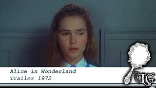 Alice in Wonderland Trailer 1972