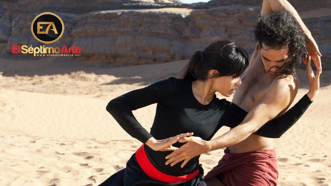 Et recomanem una pel·lícula «El bailarín del desierto»