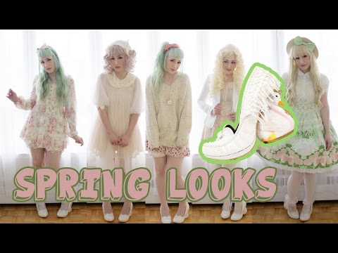 JFashion Spring Lookbook ft Irregular Choice Shoes!