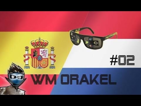 FIFA WM 2014 Spezial Orakel : Niederlande - Spanien 13.06.2014