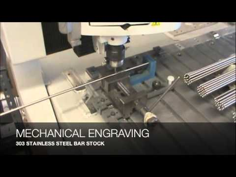 Difference Between Laser Marking and Mechanical Engraving | CT Laser