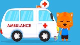 Marbel Hospital - Play Kids Doctor Tools, Help Cute Animals - Gameplay Andorid /ios