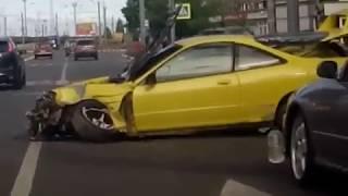 ДТП спортивная машина