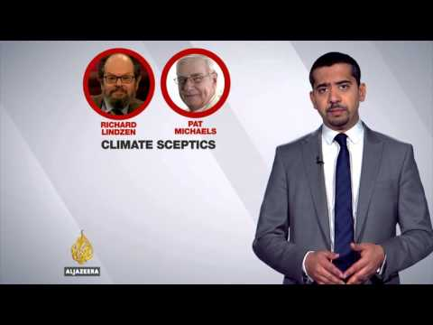 UpFront - Reality Check: Why you shouldn't trust climate change deniers