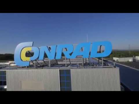 Conrad's Logistics & Distribution Centre. The Future starts Today!