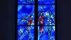 Chagall Fenster in St. Stephan, Mainz