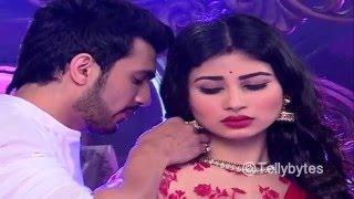 Ritik and Shivanya's romance in Naagin