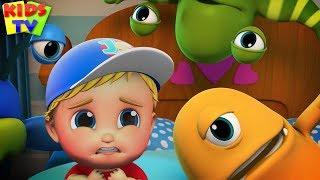 Scared of the Dark   Nursery Rhymes   Baby Songs   Songs for kids
