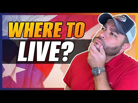 Where To Live In New Braunfels TX