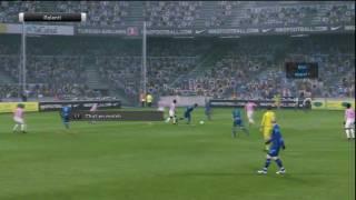 PES 2012 - Légendes en Ligne, 2 joueurs [PS3]