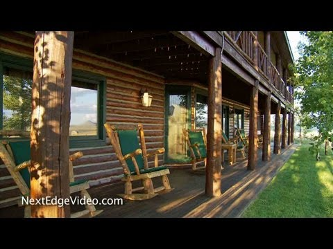'The House of Trees' - Stunning Colorado Horse Ranch