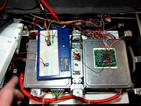 MCM More IMA Power Voltage Hack - YouTube