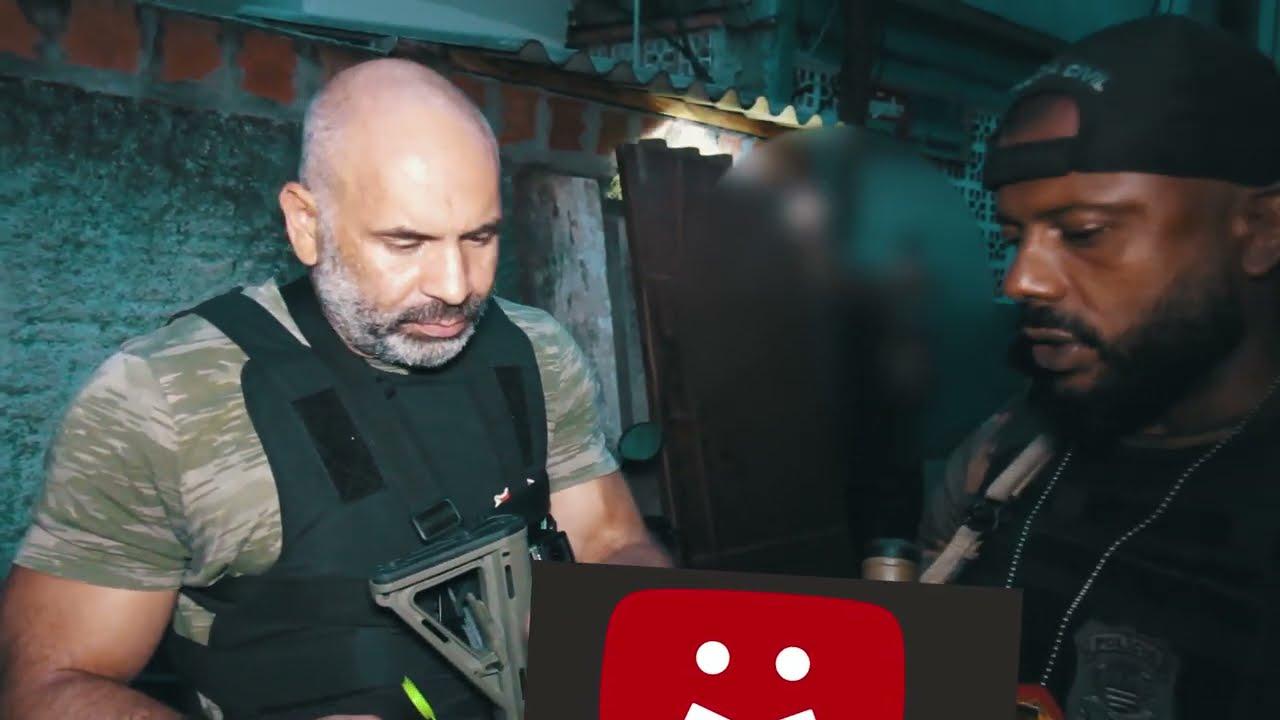 Download OPERAÇÃO POLICIAL #58: PRENDENDO O DEDO DE SETA -DELEGADO DACUNHA- PCSP
