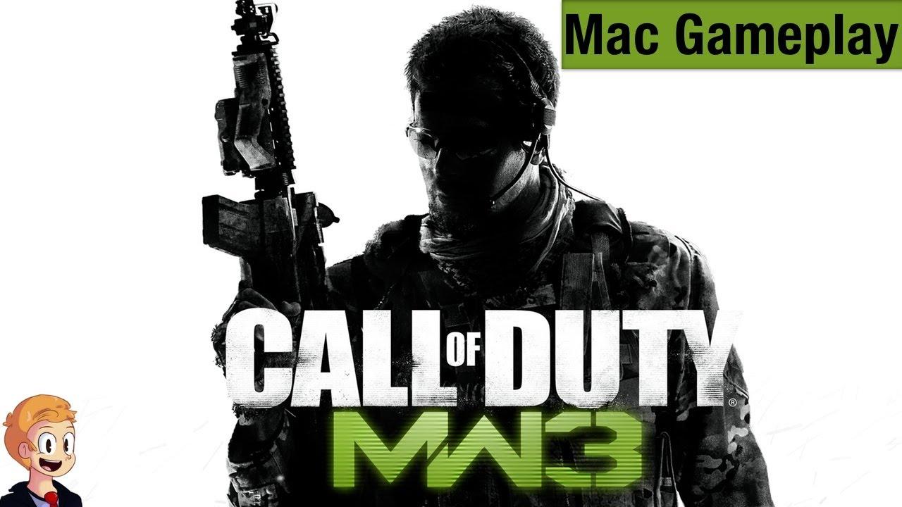 call of duty modern warfare 3 mac free