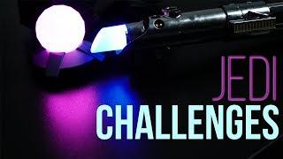 Star Wars w prawdziwym świecie - JEDI Challenges TEST