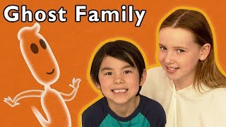 Ghost Family and More   GOOFY COSTUME SONGS   Nursery Rhymes from Mother Goose Club!