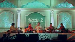 The first look - #Hazir2 launch event - Hariharan with Ustad Zakir Hussain