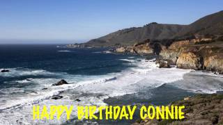 Connie - beach playa - Happy Birthday