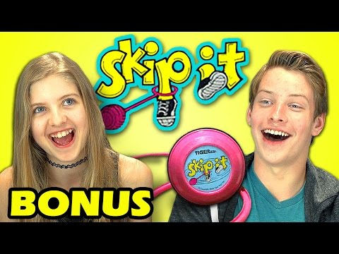 KIDS REACT TO SKIPIT Bonus 113