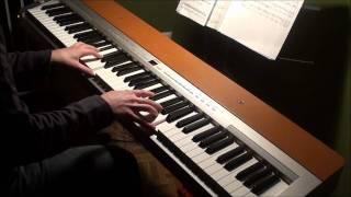 """Daft Punk - """"Adagio for TRON"""" piano solo"""