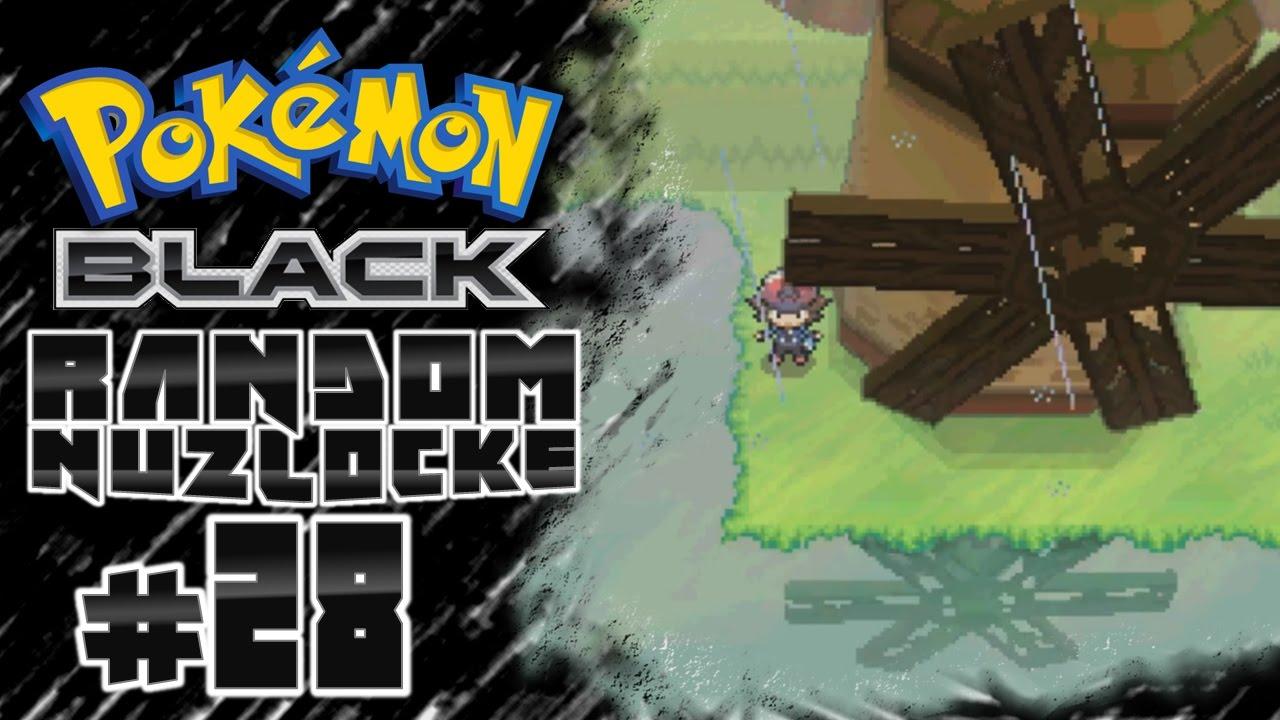[Dansk] Pokémon Black Random Nuzlocke | Del 28: RUSTEN VINDMØLLE!