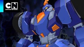 Episodio 3: Ciudad Azul Vs. Salón Rojo   Mecard   Cartoon Network