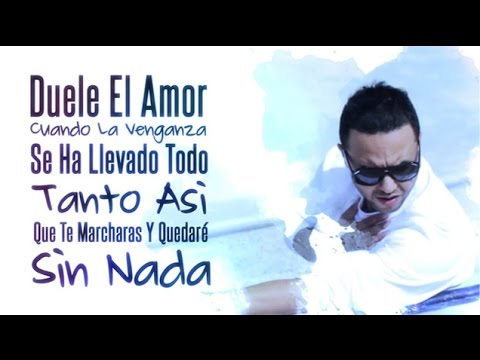 TONY DIZE - DUELE EL AMOR [LETRA] - YouTube
