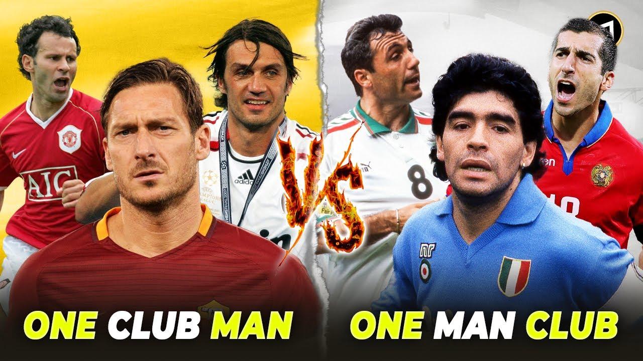 Perbedaan One-Club Man vs One-Man Team