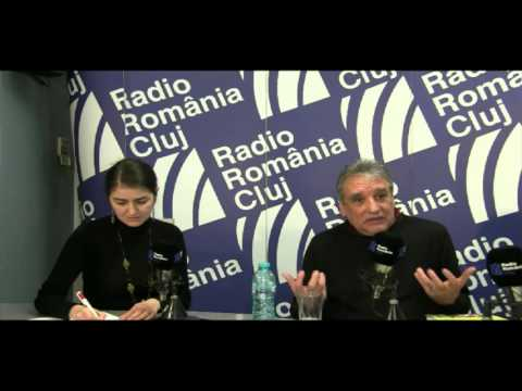 Rui Paulo da Cruz , directorul World Press Cartoon, la Radio Cluj