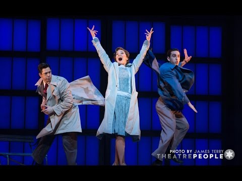 """Good Morning"" - Singing in the Rain (Australian Cast)"