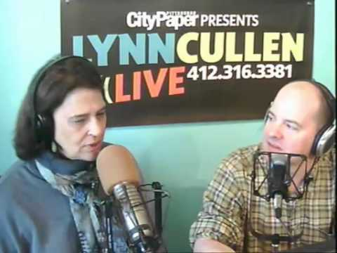 Lynn Cullen Live 4/25/12