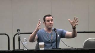 [Convention Hopper] Youmacon 2016 - J Michael Tatum Q&A
