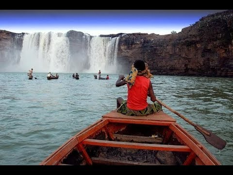 The Chitrakoot Falls  A Natural Waterfall Must Visit Tourist Place