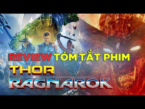 Review Tóm Tắt Phim   Thor: Tận thế Ragnarok (Thor 3 - 2017)