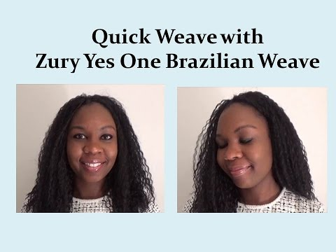 Zury Yes One Quick Weave Brazilian Hair