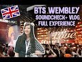 BTS - 190601 - Wembley -Full experience Speak Yourself, soundcheck Vlog + concert
