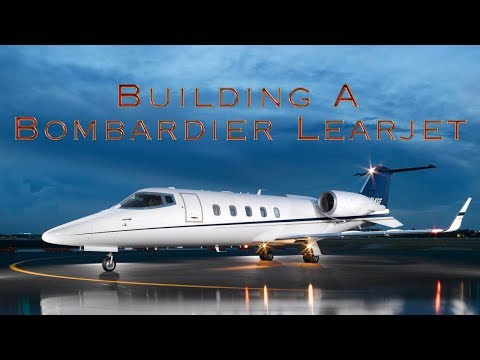Bombardier LearJet: Building The Perfect Private Jet