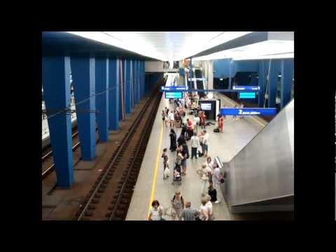 Warszawa Centralna 2006-2013 (Main station in Warsaw)