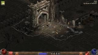Diablo 2 Le Royaume des Ombres [10] - Немного о крафте и рунвордах. Ключ тьмы.